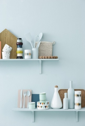 Products from Danish Ferm Living.