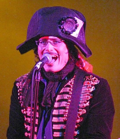 A new dawn for Adam Ant