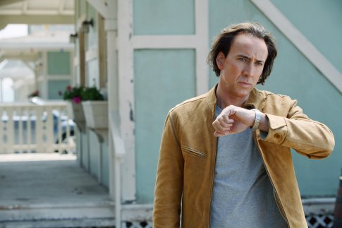 Next (2007) is beautiful because Nicolas Cage plays a magician who can see 2 minutes into the future, and it created the my hair is a bird meme. It is also an important example of movies that do not understand that you should make up your rules in the beginning and adhere to them throughout, rather than complicating the rules as you go to suit the plot (see also: Deja Vu (2006) for more examples).