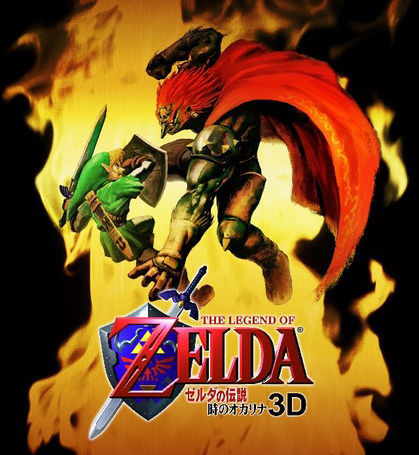 So I was thinking of having a Legend of Zelda: Ocarina of Time 3DS themed birthday cake. Since my birthday falls awfully close to its release date, I figure it'll be fun to celebrate both events. Not only that, but my birthday party is being held just a few days after Nintendo's E3 press conference! Oh, yeah, June is gonna be a TON of fun. :]