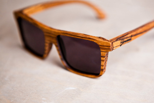 Handmade Sunglasses from Shwood Eyewear