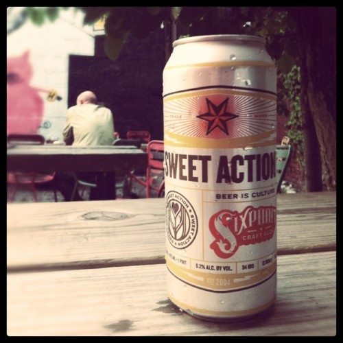 Sweet action in BK cc: @sixpoint (Taken with instagram)