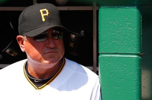 "Pittsburgh Pirates manager Clint Hurdle is a great friend to    Faith  In The Game, texting us often with thoughts for the day.  They'll    be shared periodically on this blog. Here is today's: ""Where God's love is, there is no fear, because God's perfect love drives out fear."" — 1 John 4:18 We fear rejection so we follow the crowd. We fear not fitting in. We  fear to blend in. We fear sleeping alone. We fear not being loved. We  fear we're not good enough. But God flushes those fears. Those saturated  in God's love don't sell out to win the love of others. They don't even  sell out to win the love of God. ""We all need improvement, but don't need to woo God's love.  We change because we already have God's love. God's perfect love."" — Max Lucado Make a difference today. Love, Clint"