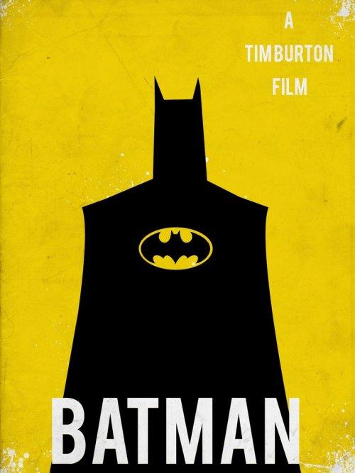 Batman - by Ryan Crosby