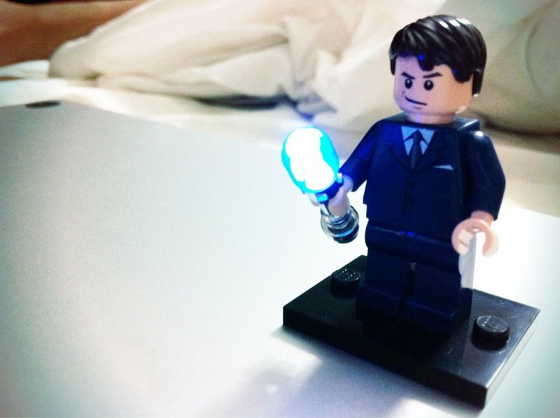 heyitsapril:  Doctor Who Lego!!!!!!