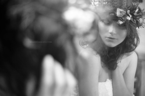christineshieldsphoto:    Model: Meredith Adelaide  Stylist & Hair: Claudine Ebel Head Piece: Star Flower Design Studio Photography & Makeup: Christine Marie
