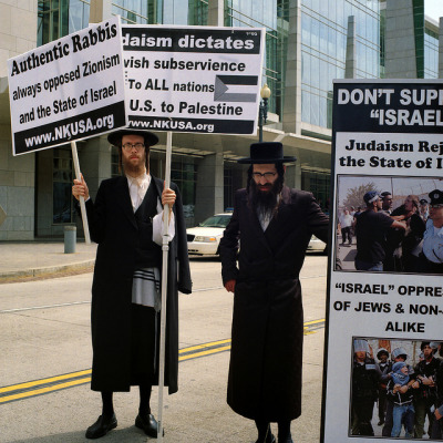 """Authentic Rabbis"" by C. Michael Poole on Flickr."