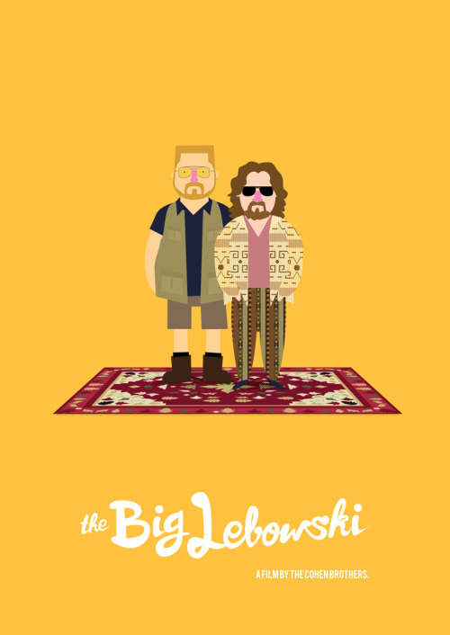 The Big Lebowski by Olaf Cuadras