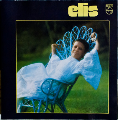 Elis Regina - Elis Label: Philips Cat#: 6349 032 MPB/Bossa/Jazz, Brazil, 1972 RYM / Discogs