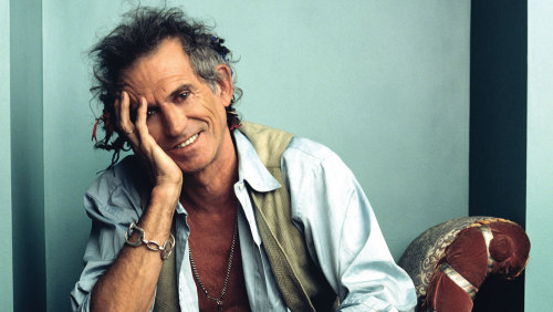 In case you missed it, we re-aired an interview with Keith Richards yesterday. Today: exploring the unconscious brain with neuroscientist David Eagleman.