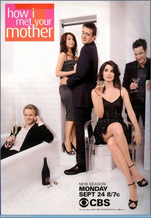 How I Met Your Mother =D