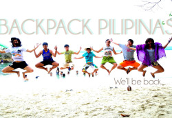USE THE FORCE WITHIN!!!! Backpack Pilipinas 2011 @Lazi, Siquijor