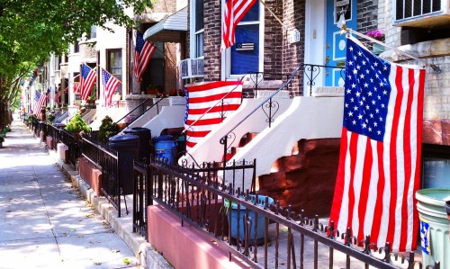 Memorial Day in Bay Ridge