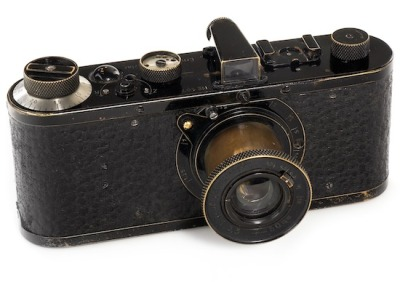 The British Journal of Photography reports that a rare 0-series Leica was auctioned off for $1.9 million. Originally created in 1923, the Leica is the most expensive camera ever sold at an auction.