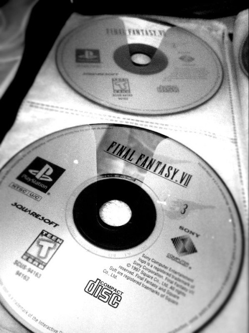 thekrizzo:  The awkward moment when you're missing Disc 1….  hahaha, That Akward moment when you sit on on Album for  8 years and someone beats you to the punch, Shout out to my Ninja Illthy! Cloud Strife on that Classic Iddish. IF yu haven't copped Illecism's Final Fantasy Gem, you're A fool. [GET FAMILIAR BY CLICKING HERE]