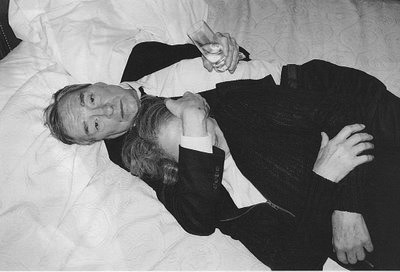 William Eggleston & Charlotte Rampling