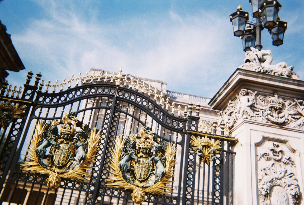 Buckingham Palace Gates | London, England