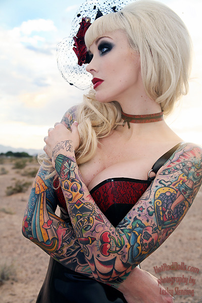 Model of the day: Sabina Kelley