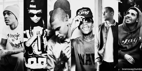 Bow Wow - Tyga - Chris Brown - Wiz Khalifa - J. Cole - Drake