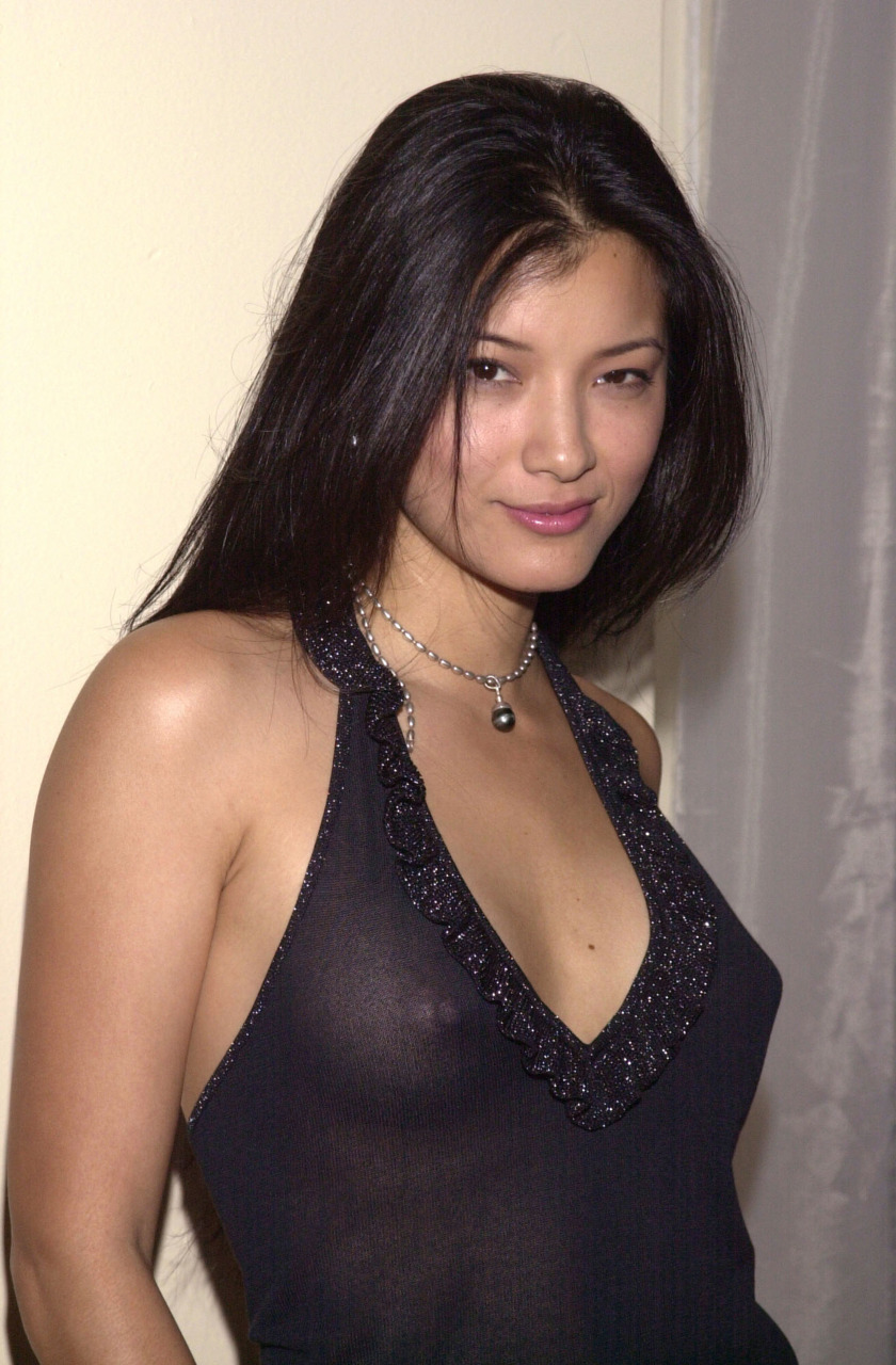 drippingblue:  Kelly Hu