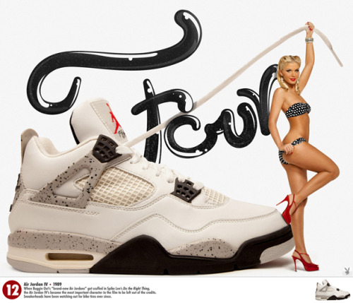 #12 of 23 Nice Kicks Countdown… Playboy x Air Jordan … Click to see them all
