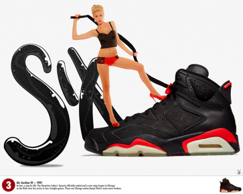 #3 of 23 Nice Kicks Countdown… Playboy x Air Jordan … Click to see them all