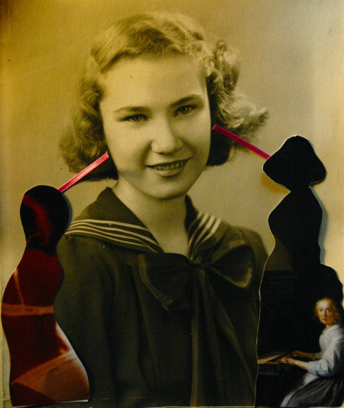 benjaminadcroft:  Correspondence collage is as a study for a painting which I have been developing. The concepts behind this new body of work has to do with developing an iconography that can express various issues ranging from faith, transcendence, identity, gender roles, sexuality, substance abuse and the creative process.  My good friend Ben's art. I'm thankful for being fortunate enough to know someone this talented.