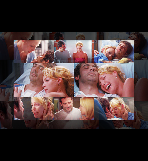 TV Shows Challenge | 8 couples you ship: Izzie Stevens & Denny Duquette (Grey's Anatomy)  Izzie: I can not date a patient.Denny: Good luck with that.