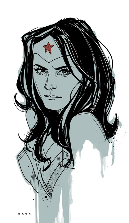 philnoto:  Wonder Woman  All me!