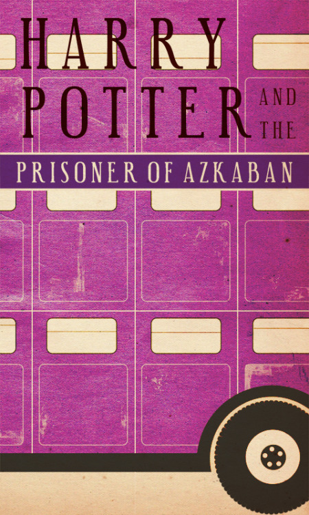 Harry Potter and the Prisoner of Azkaban by Travis English