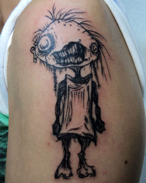 fuckyeahtattoos:  otep shamaya  As an Otep Shamaya fan I had to reblog this.