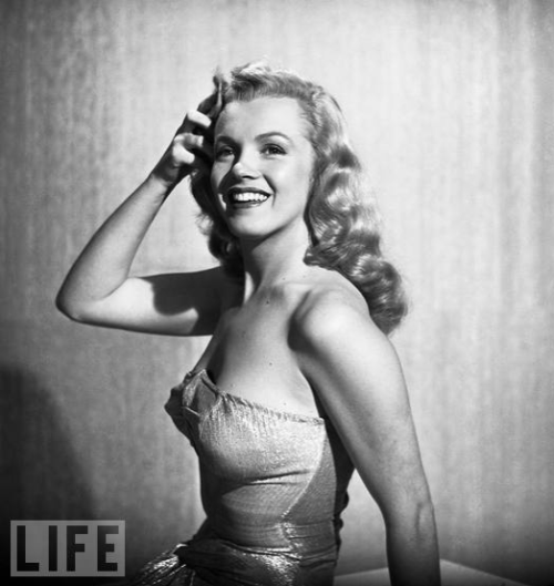 Today's Marilyn Monroe's birthday; she would have been 85. Celebrate the occasion by clicking through this gallery of rare photos of the star from 1948, when her career was just getting started, at LIFE.com.