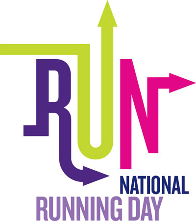 Today is National Running Day! GO CELEBRATE! I am right now! :)