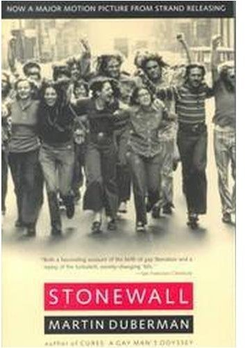 LGBTQ June Recommended Reading Stonewall Martin Bauml Duberman (Author)     From Publishers Weekly A police raid on the Stonewall, an unlicensed Greenwich Village gay bar, set off a series of riots in the summer of 1969 that mark the birth of the modern gay and lesbian political movement. Duberman ( Paul Robeson ) re-examines this event through the vibrant, intertwined portraits of six people—two lesbians, three gay men, one transvestite—whose lives converged at the Stonewall Rebellion and in the militant movement it spawned. Politically, his six subjects run the gamut from ex-priest Jim Fouratt—a leftist and Yippie cohort of Abbie Hoffman—to Foster Gunnison, who devoted his energies to moderate gay causes and later became a conservative. Yvonne Flowers, a black feminist, overcame her suspicion that the gay movement was not open to people of color, while transvestite Sylvia Rivers faced hostility from lesbians. Duberman, himself gay, exposes schisms in gay liberation that pitted gay men against lesbians, male chauvinists against feminists, whites against blacks. Photos. First serial to Grand Street; QPB selection. Copyright 1993 Reed Business Information, Inc.  —This text refers to an out of print or unavailable edition of this title.