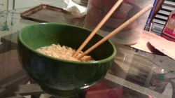 Ramen = best snack ever