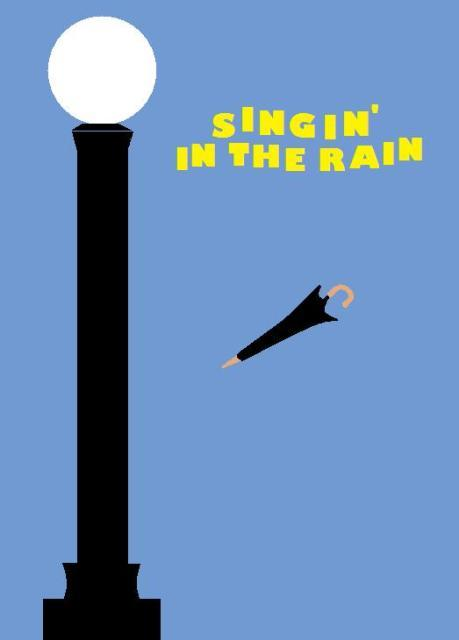 Films in Paint: Singin' In The Rain