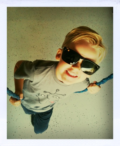 Wesley Ralston Rehberg // June 1st, 2011 // proud of my little greaser..