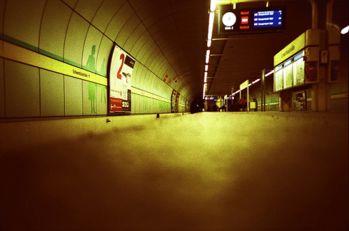 munich subway | LC-A+ on Flickr.