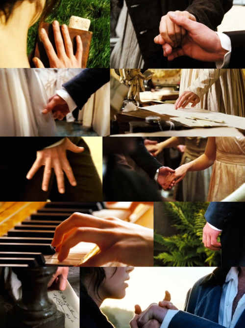 Hands can say so much.