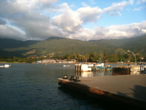 Leaving Ilhabela!