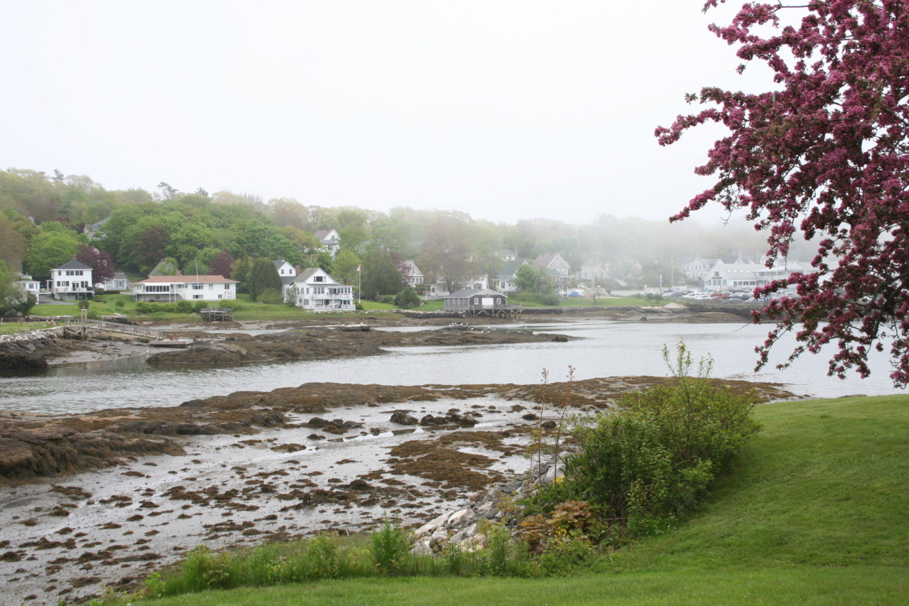 The bay. Boothbay, Maine. 05.29.11.
