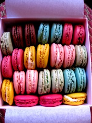 My weakness Macaroons from Laduree