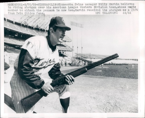 pitchersandpoets:  okay, i swear this is the last billy martin photo i will post tonight