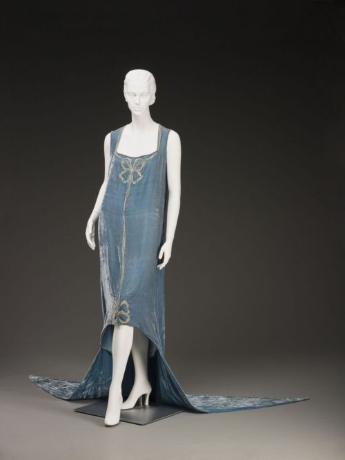 Evening dress by the Callot Souers, 1920's France, Indianapolis Museum of Art