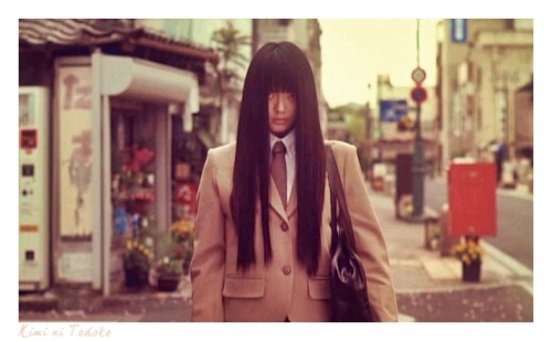 himitsunokiseki:  She's SAWAKO, not Sadako.  Now this is freaky.  It wasn't that freaky when I watched the movie.