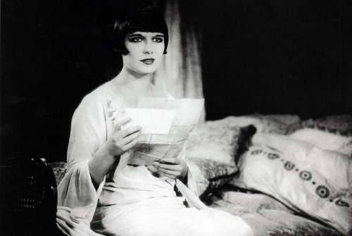 "Louise Brooks in ""The Canary Murder Case"" 1929"
