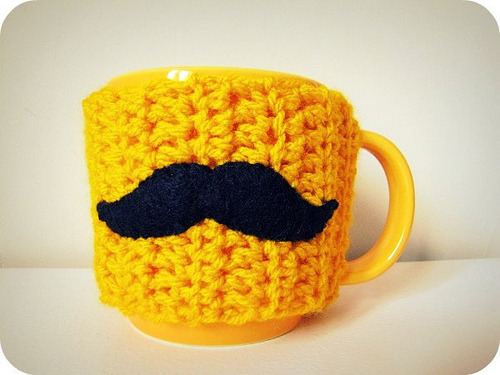 Cup cozy (by PaisleyJade)