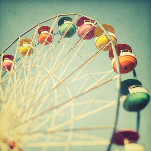 Let the great world spin by IrenaS on Flickr.