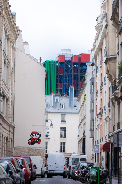 rustybreak:  Space Invader.