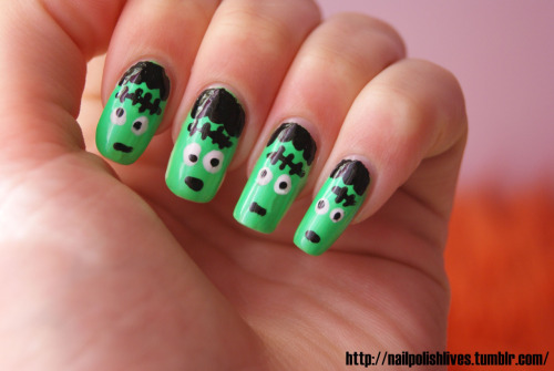 ~frankenstein nails(: